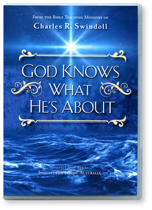 God Knows What He's About.  5 CD Set