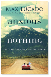 Anxious for Nothing.  Paperback Book