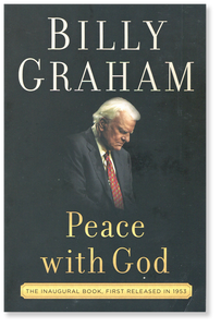 Peace with God.  Paperback Book
