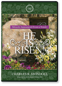 "Easter Message: Miracle Announced from a Tomb: ""He Is Risen!""  CD"
