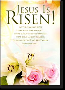 Jesus is Risen!  Easter Card