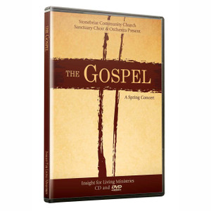 The Gospel.  A Spring Concert.  DVD & CD