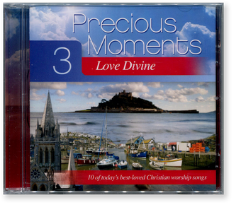 Precious Moments Volume 3: Love Divine.  CD