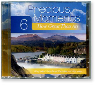 Precious Moments Volume 6: How Great Thou Art.  CD