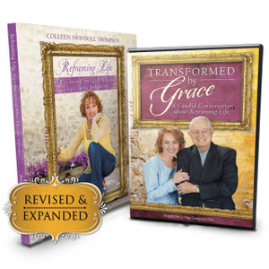 Reframing Life Set.  Paperback Book & CD Set