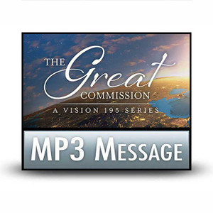 The Great Commission.  02  Kick-Starting a Plan to Reach the World.  MP3 Download