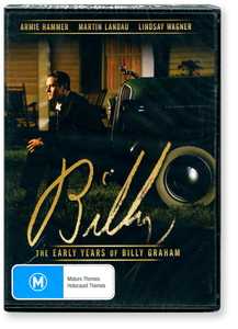 Billy: The Early Years of Billy Graham.  DVD