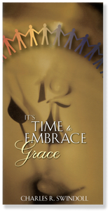 It's Time To Embrace Grace.  Booklet