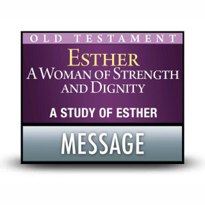 Esther. 05: Thinking and Saying What's Right - Reguardless