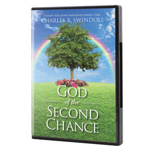 God of the Second Chance. message on 1 CD
