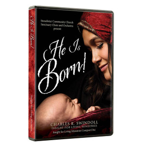 He Is Born! Concert CD