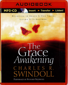 The Grace Awakening. MP3 Audio Book