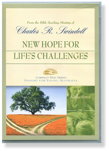 New Hope for Life's Challenges.  6 CD Series