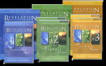 Revelation: Acts 1-3 Complete Set.  40 CDs & 3 Wookbook Set