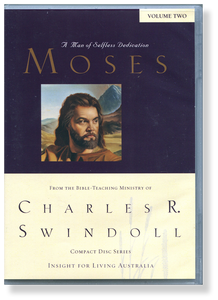 Moses: A Man of Selfless Dedication.  20 CD series