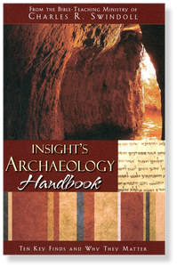Insight's Archaeology Handbook.  Paperback Book