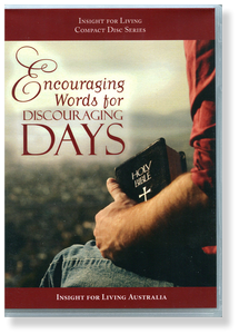 Encouraging Words For Discouraging Days.  4 CD Series