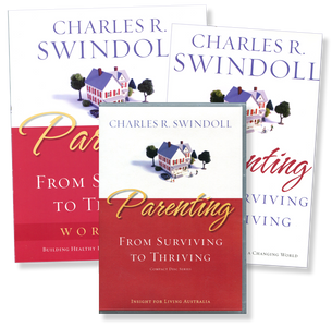 Parenting: From Surviving To Thriving. 12 CD Series + 2 Book Set