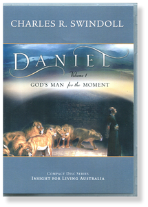 Daniel, Vol 1: God's Man for the Moment.  9 CD Series