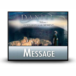 Daniel Vol 1: God's Man for the Moment  09: The Lions in Daniel's Den.  MP3 Download