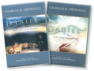 Daniel, Volumes 1 & 2.  18 CD series