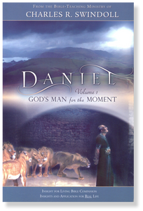 Daniel Vol 1: God's Man for the Moment.  Bible Companion