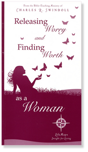 Life Maps 5: Releasing Worry & Finding Worth as a Woman.  Paperback Book