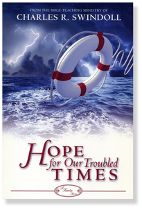 Hope for Our Troubled Times.  Paperback Book