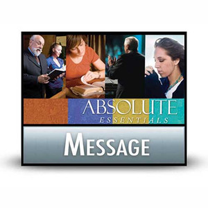 Absolute Essentials: 01  We Focus Our Worship.  MP3 Download