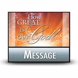 How Great Is Our God!:  01  The Glory of God.  MP3 Download