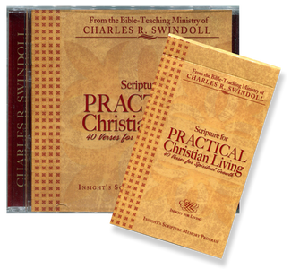 Scripture Memory Program - Set # 1.  CD & Cards