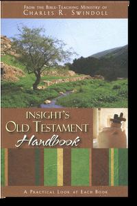 Insight's Old Testament Handbook.  Paperback Book