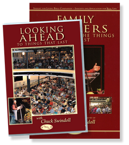 Family Matters: Investing in the Things that Last.  DVD Set with Bible Companion