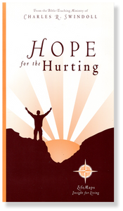 Life Maps 6: Hope For The Hurting.  Paperback Book