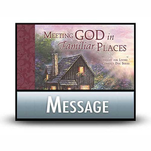 Meeting God In Familiar Places:  02  Gods Comfort in Psalm 23.  MP3 Download