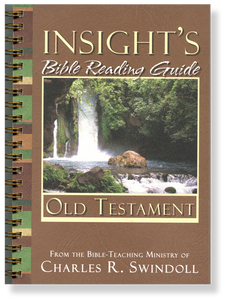 Insight's Bible Reading Guide: Old Testament.  Paperback Book