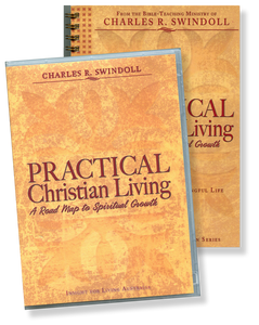Practical Christian Living: A Road Map to Spiritual Growth.  10 CD Series & Roadmap WB