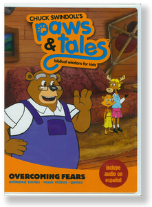 Paws & Tales Volume 2: Overcoming Fears.  DVD
