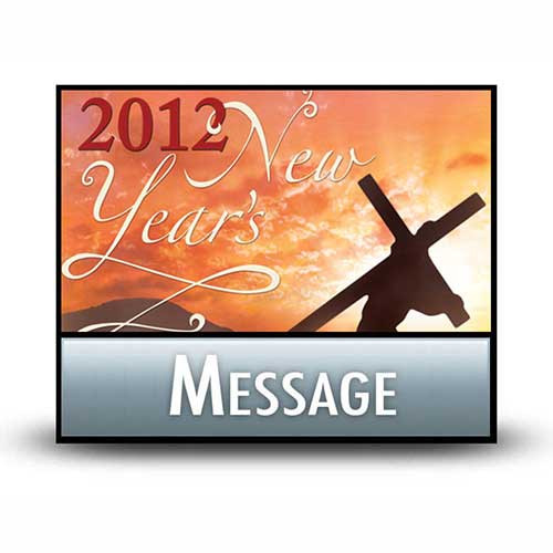 New Year's Message: 02 Three 'Musts' for a New Year  MP3 Download
