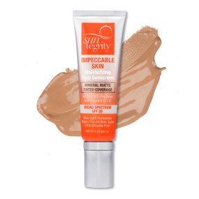 Suntegrity Impeccable Skin - BRONZE, Broad Spectrum SPF 30