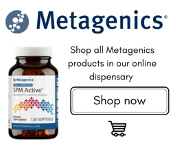 Visit Our Metagenics Store!