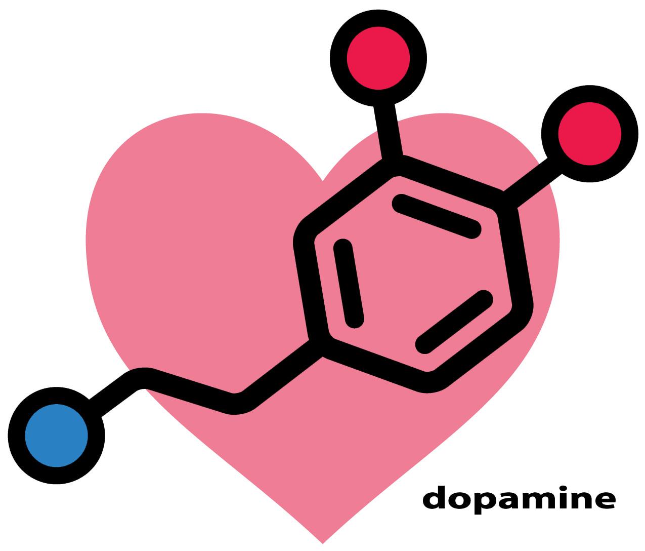 dopamine will you be my valentine