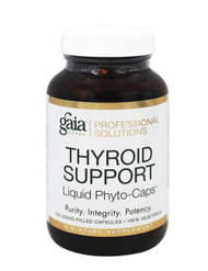 Thyroid Support, 120 LVcaps
