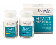 Heart Plus Detox, 2 bottles (90 caps each)