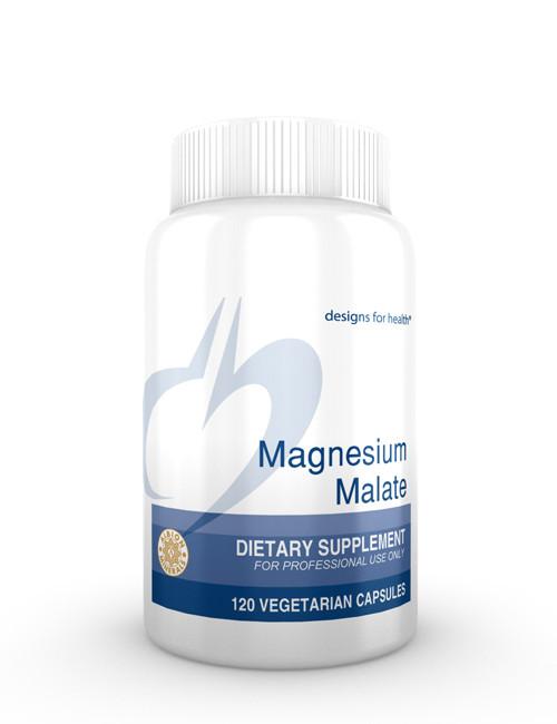 Magnesium Malate, 120 Vcaps