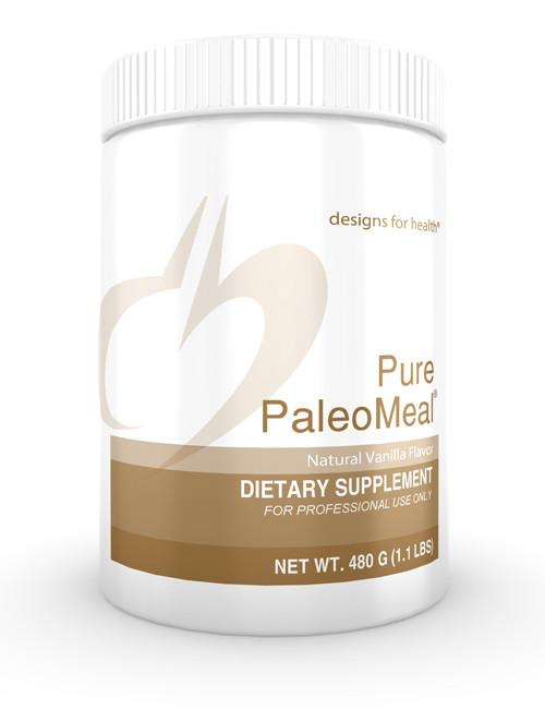 Pure PaleoMeal Vanilla, 480 g (1.1 lbs)