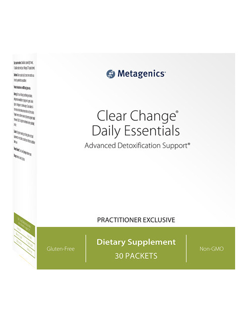 Clear Change® Daily Essentials 30 packets