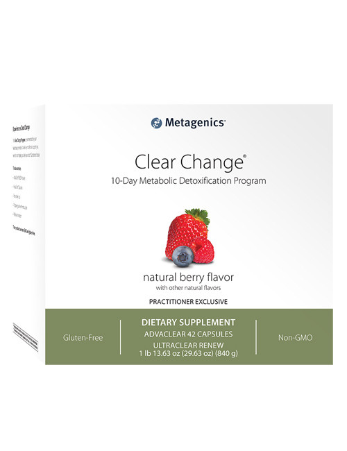 Clear Change® 10 Day Program with UltraClear® RENEW Berry
