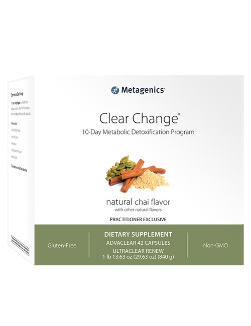 Clear Change® 10 Day Program with UltraClear® RENEW Chai