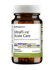 UltraFlora® Acute Care 30 caps